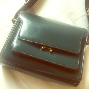 MARNI handbag with shoulder strap